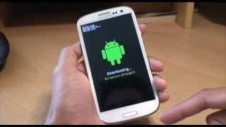 How To Get Into Download Mode On Samsung Galaxy S3 (SIII