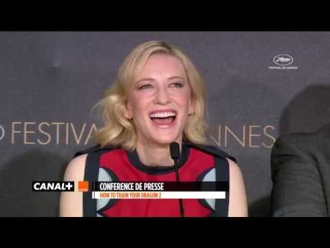 Cannes 2014 HOW TO TRAIN YOUR DRAGON 2 - Press Conference