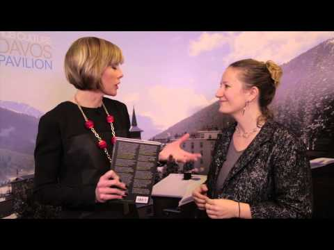WEF Davos 2014 Hub Culture Interview with Danah Boyd