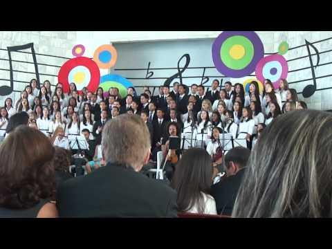 Aniversário 10 Anos - Coral Jovem IASD Vila Nova - Amor do Calvário