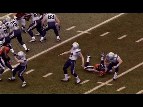 NFL 2013 TNF Week 15 - San Diego Chargers vs Denver Broncos - 2nd Half - Madden 25 PS4 - HD