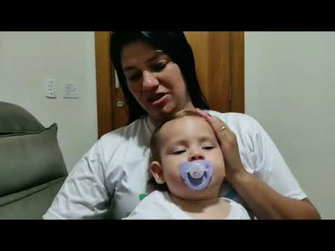 Cabo Taroco mostra o drama da pequena Valentina
