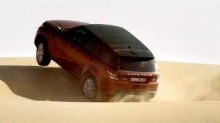 Range Rover Sport (2014) in the Desert