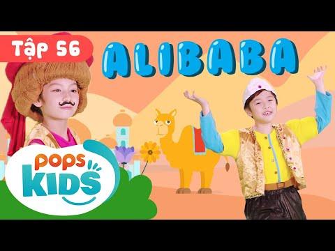 [New] Mầm Chồi Lá Tập 56 - Alibaba | Nhạc Thiếu Nhi Cho Bé | Vietnamese Songs For Kids