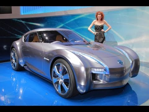Nissan Esflow Concept @ 2011 Geneva Auto Show