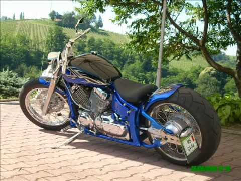 yamaha dragstar 650 custom youtube. Black Bedroom Furniture Sets. Home Design Ideas