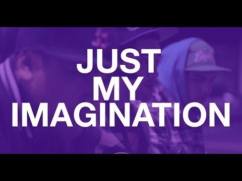Lazy J & Big Guy feat. Buxx - Just My Imagination Jam-Edit