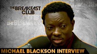 Michael Blackson Interview With The Breakfast Club (7-1-16)