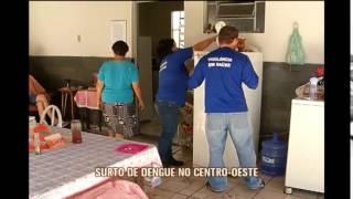 Surto de dengue preocupa a regi�o Centro-Oeste de Minas