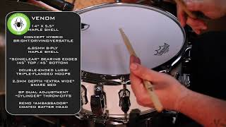Venom Full Specs Program Voice Over thumbnail