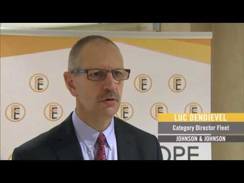 Fleet Europe Forum 2013: Luc Dendievel (Johnson & Johnson) on Fuel Management