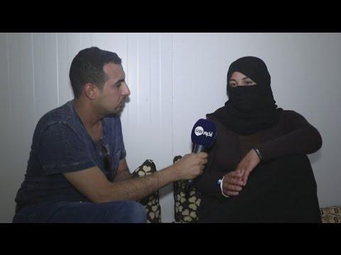 شاهد ما يفعله داعش بالنساء