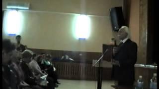 Выступление академика Щетинина в Хабаровске