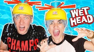 WET HEAD CHALLENGE Extreme with Jake Mitchell   Collins Key