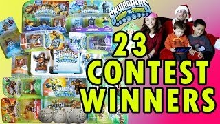 23 Contest Winners Shout Outs Fan Mail (Skylanders