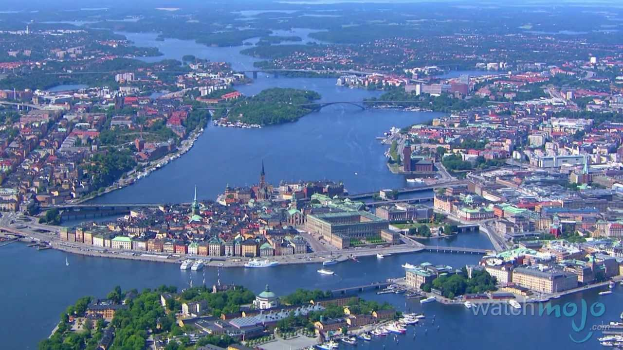 Travel Guide: Stockholm, Sweden - YouTube