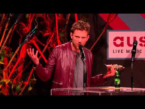 Damon Albarn at NME Awards 2014 - 'I Really Care What NME Thinks'