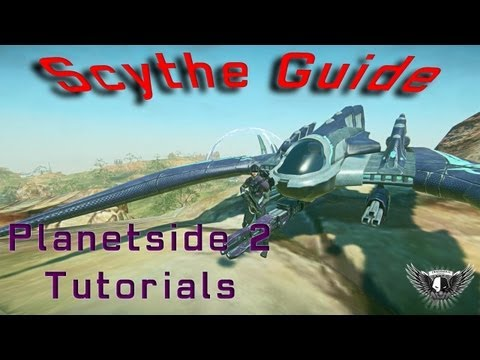 ESF (Scythe) Tutorial - Guide for Tactics, Maneuvers for dogfights and