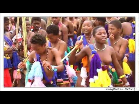 2012 Umhlanga Reed Dance Ceremony, Swaziland (8)