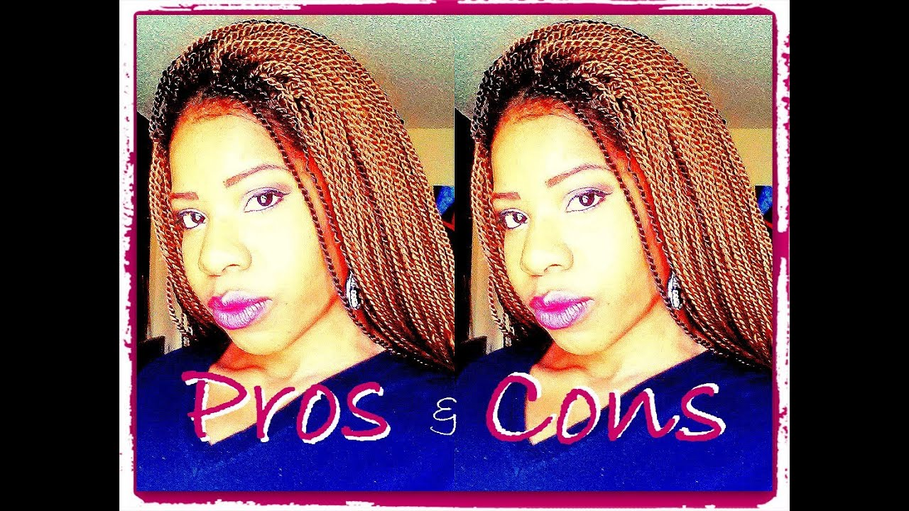 Crochet Hair Pros And Cons : Crochet Braids Update: (Pre-twisted Hair) Pros & Cons - YouTube