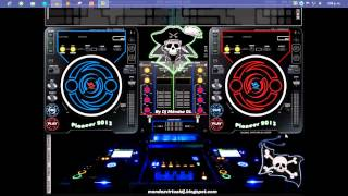 DESCARGA SKIN PIONEER 2013 VIRTUAL DJ PERSONALIZADO