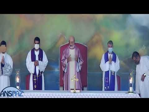 Santa Missa | 14.03.2021 | Domingo | Padre José Sometti | ANSPAZ
