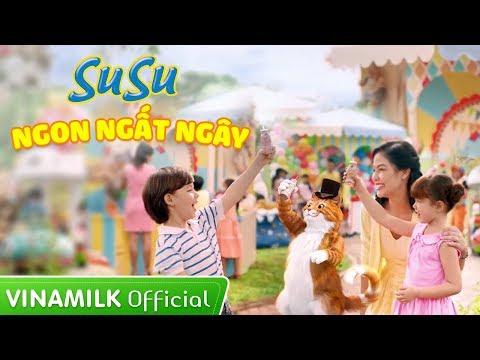 Quảng cáo sữa Vinamilk - Sữa chua Vinamilk SuSu ngon ngất ngây (35s)