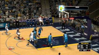 NBA 2k14 :: NBA 2k14 Team Up :: Scared To Shoot