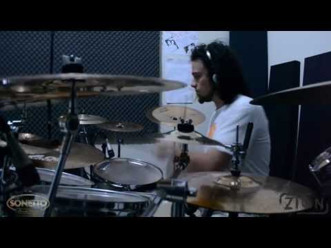 Rei do Universo - David Quinlan e André Valadão (Drum VERSION - Leandro L.A.)