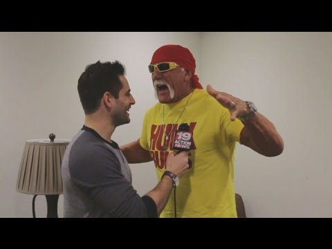 Hulk Hogan on his