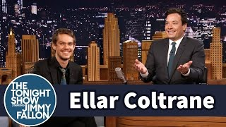 Ellar Coltrane Didn't See Boyhood Footage Until It Was Complete
