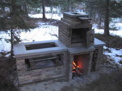 How to Build a Outdoor Grill With Brick Build Your Own Brick Bbq Grill
