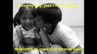 Sway Bic Runga (lyrics English / Español)