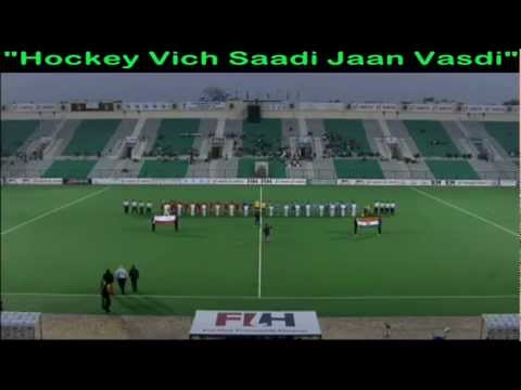 Highlights Of FIH Womens Olympic Qualifier 21 Feb 2012 - Poland 0 - 3 India