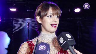 Xintia Etchepare llenó de ritmo arrabalero al Salón Blanco