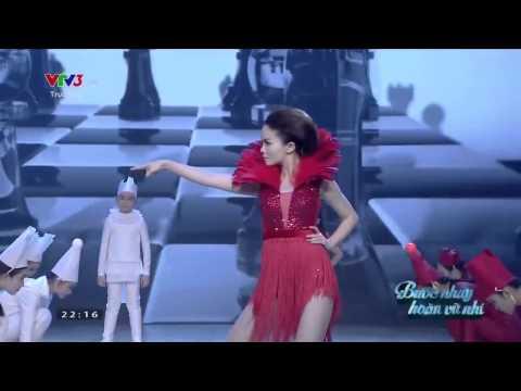 Chung Kết Bước Nhảy Hoàn Vũ Nhí: Đội Yến Trang, Hà Lê - Ngày 26/09/2014