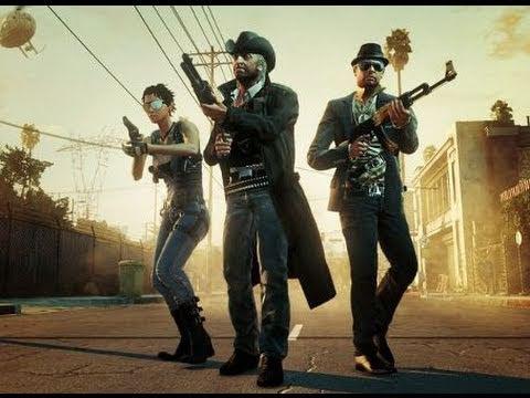 Первый трейлер Call of Juarez: The Cartel