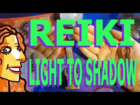 ㊙️ Bringing light to shadow situations and helping to move forward REIKI ☸️ Veroosh