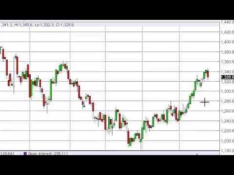 Gold Technical Analysis for February 27, 2014 by FXEmpire.com