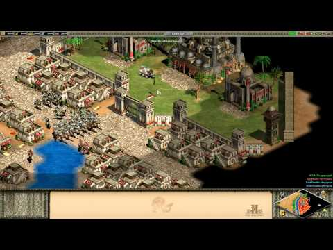 Age Of Empires II HD Edition Hard - Saladin Campaign - 1. An Arabian Knight