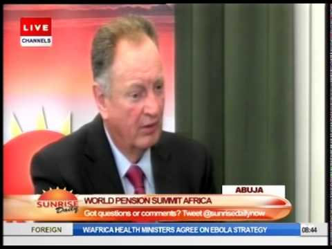 World Pension Summit: Africa Can Leapfrog Development In Other Countries - Smorenberg Prt2