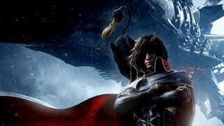 """Space Pirate Captain Harlock"" Trailer (English Subbed"