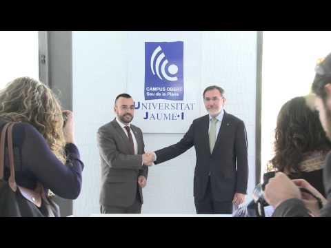 L'UJI i l'Ajuntament de Vila-real obrin les portes de la nova Seu de la Plana