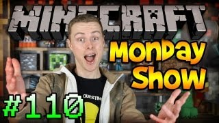 Minecraft Monday Show 110 - The 2013 Day We've Been Waiting For!