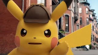 Wait, Why Can Detective Pikachu Talk? - Up At Noon