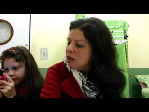 Enfermas por Vacuna Antigripal 2014. Madre e Hija
