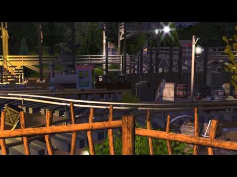 Hình ảnh trong video Big Thunder Mountain Disneyland Resort Paris