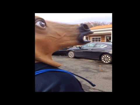 Horse Man goes into town | Dummkopf The Horse