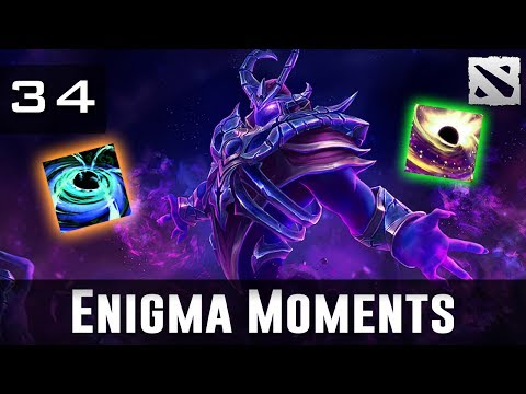 Dota 2 Enigma Moments Ep. 34