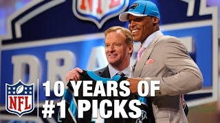 Every #1 Overall Pick Since 2007 & How They Fared in the NFL   NFL NOW